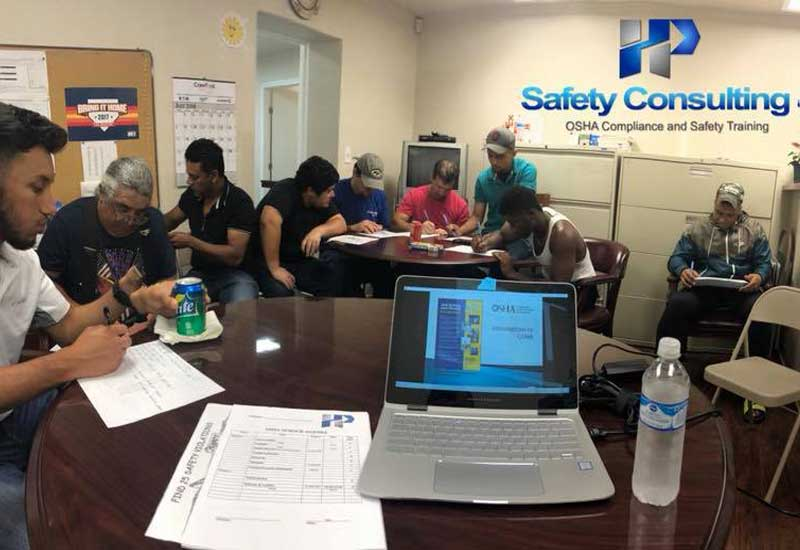 OSHA 10 Hour Construction Course