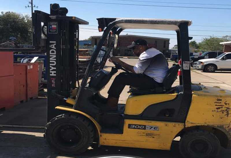 Forklift Operator (Power Industrial Trucks)