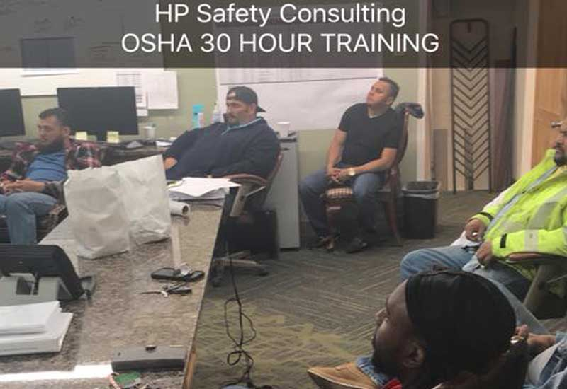 OSHA 30 Hour General Industry Course